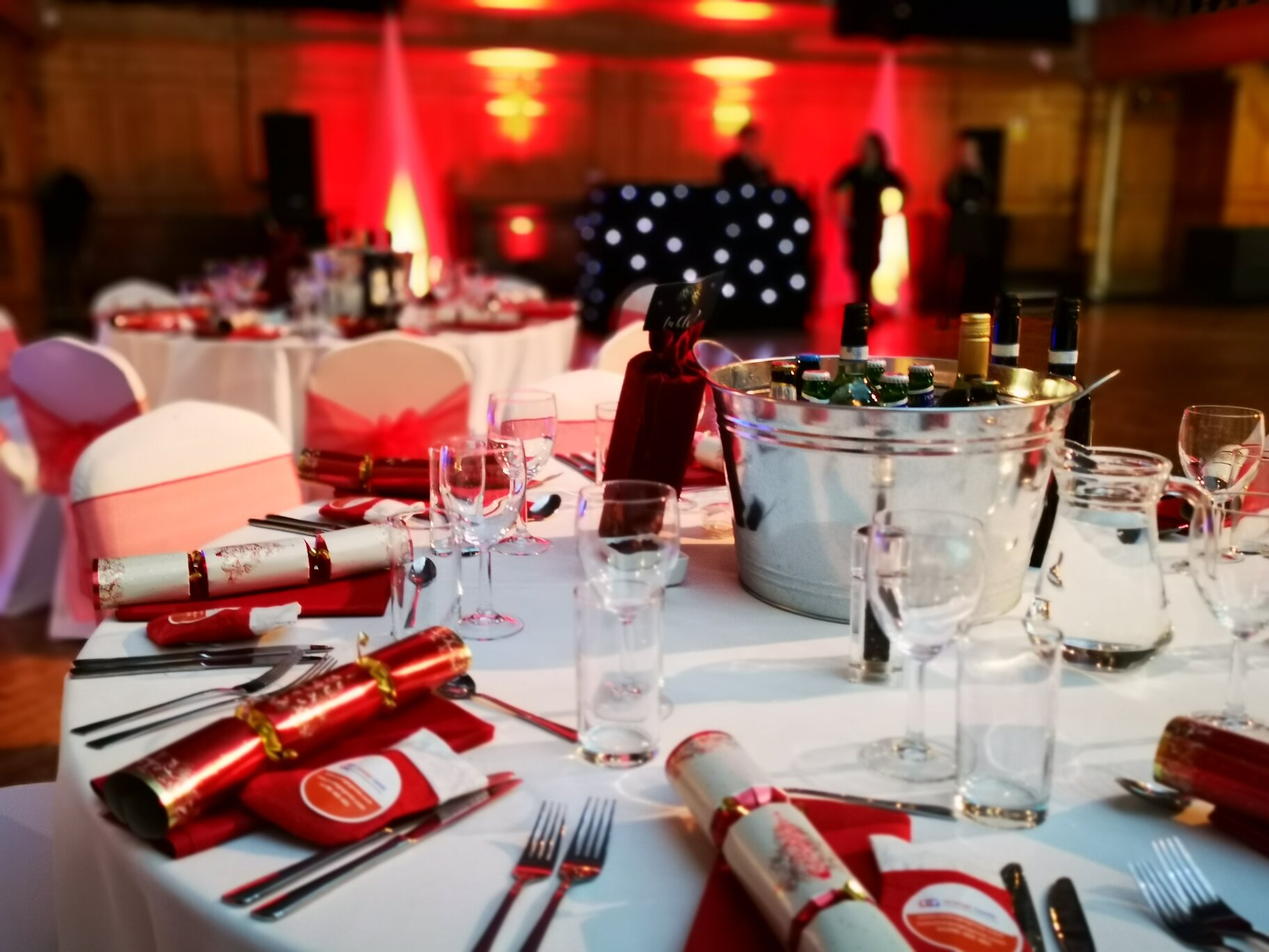 Parties at The Grand Hall Bedford
